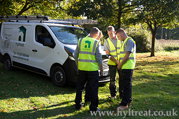 Hyltreat - Timber Treatment Essex