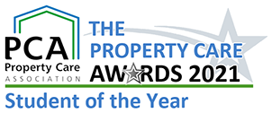 The property care awards 2021 student of the year